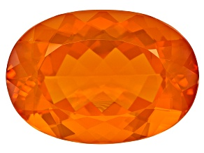 Brasa Color Fire Opal 23x16mm Oval 16.50ct
