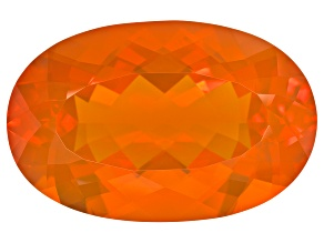 Brasa Color Fire Opal Oval 16.00ct