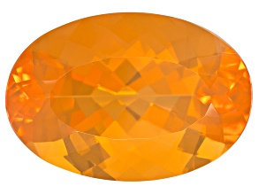 Fire Opal Oval 16.00ct