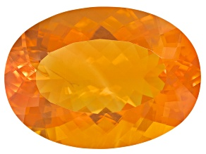 Fire Opal 26.5x19mm Oval 24.10ct