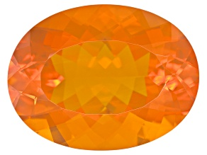 Fire Opal Oval 21.00ct