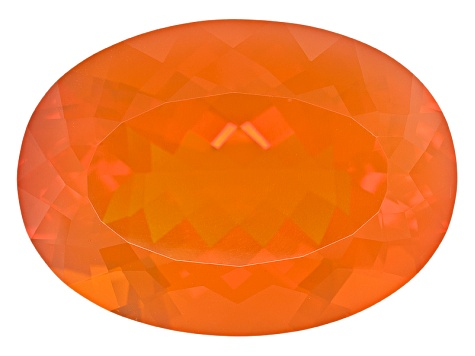 Brasa Color Fire Opal 28x20mm Oval 29.90ct