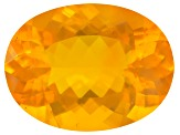 Fire Opal 26.53x19.92mm Oval 26.45ct