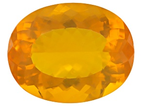 Fire Opal 25.66x20.44mm Oval 27.05ct