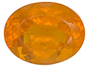Fire Opal 24.99x19.55mm Oval 26.52ct