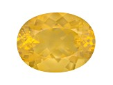 Yellow Fire Opal 25x19mm Oval 21.98ct