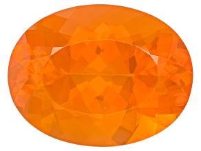 Fire Opal 30x23mm Oval 40.62ct