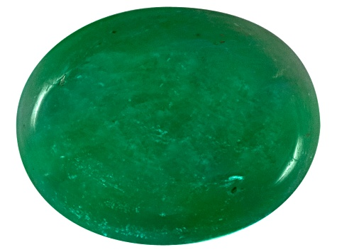 Fuchsite 9x7mm Oval Cabochon 2.25ct