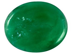 Fuchsite 10x8mm Oval Cabochon 2.50ct
