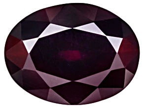 Red Antill Garnet 8x6mm Oval 1.15ct