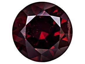 Red Antill Garnet 6mm Round .70ct