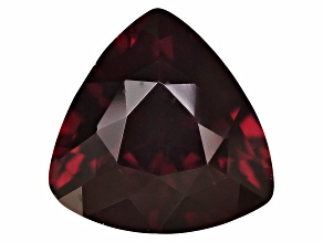 Garnet 5.5x5.5mm Trillion .60ct