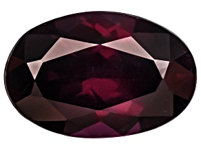 Garnet 6x4mm Oval .40ct