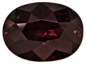Garnet 7x5mm Oval .80ct