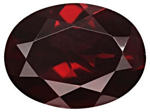 Garnet 8x6mm Oval 1.25ct