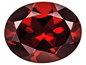 Red Garnet 10x8mm Oval 2.50ct
