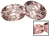 Garnet Color Shift 6x4mm Oval Matched Pair 1.00ctw