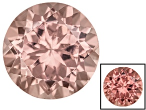 Garnet Color Shift 6.5mm Round 1.00ct