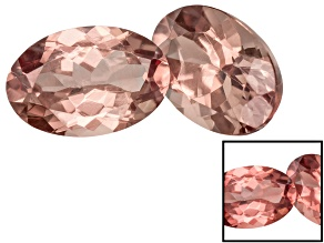 Garnet Color Shift 6x4mm Oval 1.00ctw Matched Set