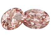 Garnet Color Shift 6.5x4.5mm Oval Matched Pair 1.20ctw