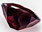 Red Mozambique Garnet  11x9mm Oval 3.50ct