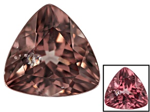 Garnet Color Change 7mm Trillion 1.25ct