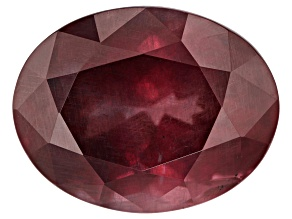 Garnet 13.7x10.7mm Oval 9.54ct