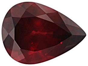 Rhodolite Garnet 8.47ct 15.3x11.3mm Pear