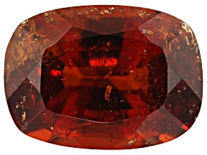 Spessartite Garnet 8.90ct 14x10mm Rect Cush