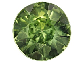 Demantoid Garnet 0.55ct 5.2mm Round