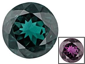 Masasi Blue CC Garnet 1.19ct 6mm Round