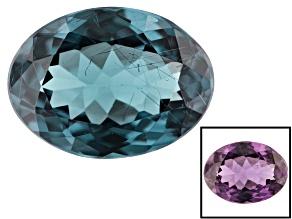 Masasi Blue CC Garnet 1.04ct 7.5x5mm Oval