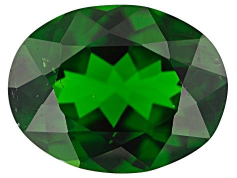 Tsavorite Garnet 1.39ct 8.4x6.4mm Oval
