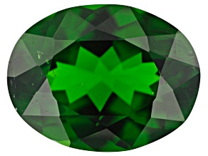 Tsavorite Garnet 8.4x6.4mm Oval 1.39ct