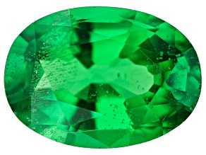 Tsavorite Garnet 7x5mm Oval 0.80ct
