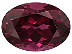 Raspberry Rhodolite Garnet 8.50ct 14x10mm Oval