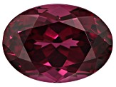 Rhodolite Garnet 14x10mm Oval 8.50ct