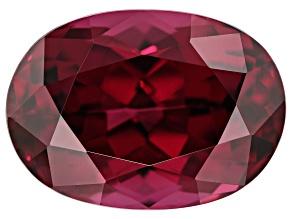 Raspberry Rhodolite Garnet 9.37ct 14x10mm Oval