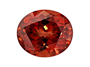 Malaya Garnet 14x12mm Oval 10.35ct