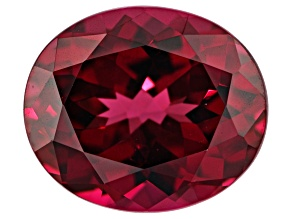 Rhodolite Garnet 14x12mm Oval 9.50ct