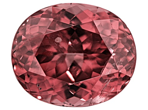 Raspberry Rhodolite Garnet 7.67ct 12x10mm Oval