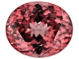Raspberry Rhodolite Garnet 6.76ct 12x10mm Oval