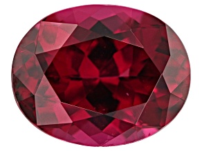 Raspberry Rhodolite Garnet 5.98ct 12x9.6mm Oval