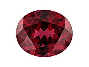 Raspberry Rhodolite Garnet 5.50ct 12x10mm Oval