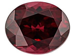 Raspberry Rhodolite Garnet 5.04ct 11x9mm Oval