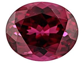 Raspberry Rhodolite Garnet 4.87ct 11x9mm Oval