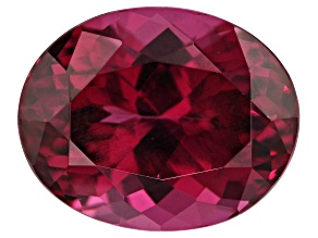 Raspberry Rhodolite Garnet 3.50ct 10x8mm Oval