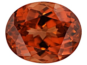 Honey Red Garnet Color Shift 11x9mm Oval 5.59ct