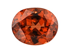 Malaya Garnet 10x8mm Oval 3.00ct