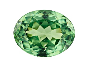 Demantoid Garnet 8.5x6.5mm Oval 1.68ct